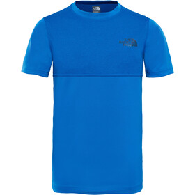 The North Face Reactor S/S Tee Pojkar turkish sea